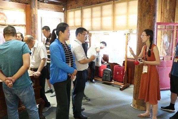 济宁市文物创意产业研发专题培训班在故宫博物院举办