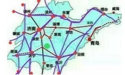 官方回复!济济高铁将经过济宁这些地方