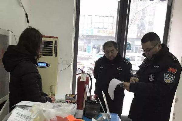 要过年啦!济宁的警察蜀黍们也开始忙了...