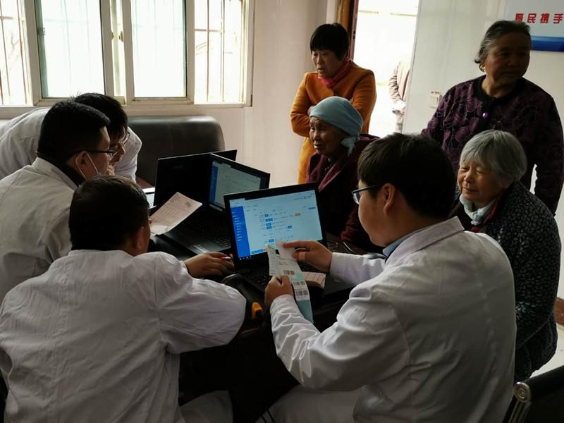 推进国家基本公共卫生健康体检进村入户 惠及百姓健康福祉