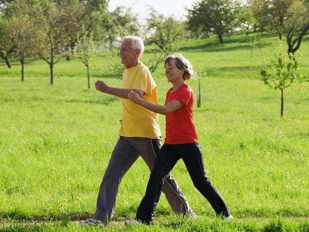 有人越走越长寿,有人却走出一身病?原因在这↓