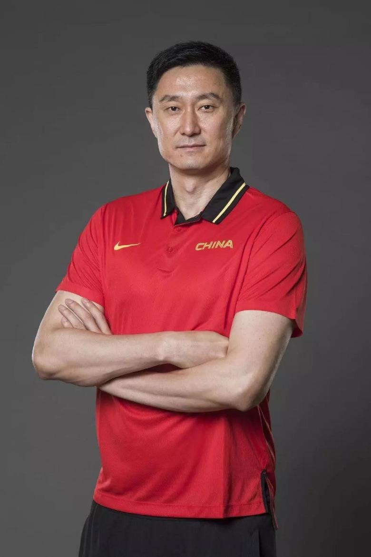 杜锋出任中国男篮主教练